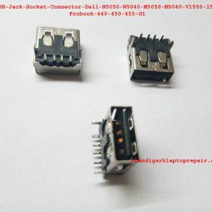 2.0-USB-Jack-Socket-Connector-Dell-N5050-N5040-M5050-M5040-V1550-1540-HP-Probook-440-450-455-G1